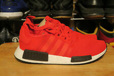 Adidas NMD Runner R1 CLEAR RED Mens Athletic Shoe Size 12