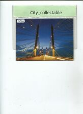MP204 # MALAYSIA MINT PICTURE POST CARD * MIDDLE SPAN OF PENANG BRIDGE