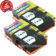 10 Pack 920XL Ink For HP OfficeJet 6000 6500 6500a 7000 7500a  SHOW INK LEVEL