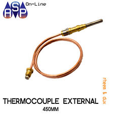 THERMOCOUPLE RHEEM & DUX EXTERNAL HOT WATER SYSTEM - CLIP-IN TYPE