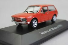 ixo 1:43 Volkswagen Brasilia 1975  Alloy car models  Orange
