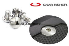 Guarder Stainless Inner Hexagon Grip Screw for Marui M9 (Silver) G-M92F-23-SV
