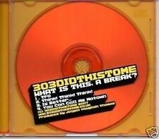 (463A) 303Didthistome, What is This A Break? - DJ CD