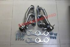 RACING STAINLESS SHORTY HEADER MANIFOLD/EXHAUST 97-03 FORD F150/HERITAGE 4.2L V6