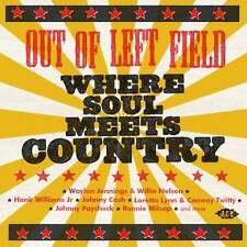 Various Artists - Out Of Left Field - Where Soul Meets Country (CDCHD 1464)