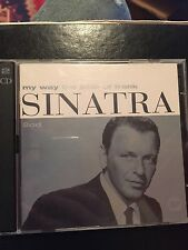 My Way The Best Of Frank Sinatra 2cd Version Used 46 Tracks Swing Jazz Easy