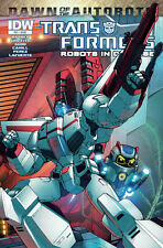 Transformers Robots In Disguise #31 (NM) `14 Barber/ Griffith