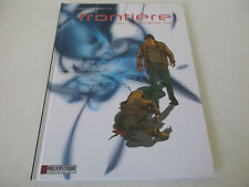 BD FRONTIERE Tome 1 SOUVIENS-TOI - Rodolphe & Marchal POLYPTYQUE