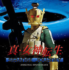 Sound Track CD SHIN MEGAMI TENSEI Original GAME  STRANGE JOURNEY