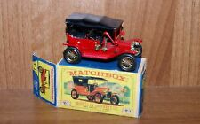 Matchbox Models Of Yesteryear - Y-1 1911 Model T Ford (Box E1)