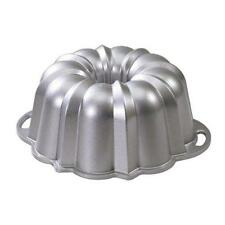 Nordic Ware Platinum Collection Anniversary 10- to 15-Cup Bundt Pan New