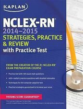 NCLEX-RN 2014-2015 Strategies, Practice, and Review with Practice Test-ExLibrary