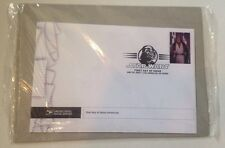 First Day of Issue Ceremony Program-Star Wars Obi Wan Kenobi Stamp-5/25/2007-MIP