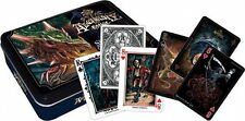 Alchemy Gothic Illustrated Playing Card Gift Set In Storage Tin, NEW SEALED