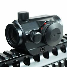 HOT Tactical Hunting Holographic Red Green Dot Reflex Sight Scope For Airsoft