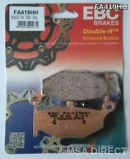 Suzuki GSX1300 Hayabusa (2008 to 2015) EBC Sintered REAR Brake Pads (FA419HH)