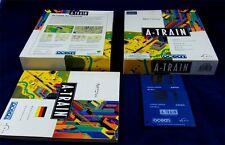 Amiga: a-Train-Maxis software 1992