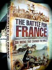 THE BATTLE FOR FRANCE (1940) ~ 2ND EDN 2010 HC w/ D/J ~ BLITZKRIEG WORLD WAR II