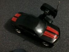 Camaro Black Electric Remote Control RC Car