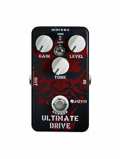 Joyo JF-02 Ultimate Drive Guitar Effects Pedal