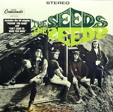 The Seeds First Album SEALED GNP Lp 2023 - GARAGE ROCK CLASSIC!!!
