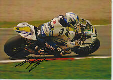 Tommy Hill Crescent Suzuki Hand Signed 7x5 Photo BSB.
