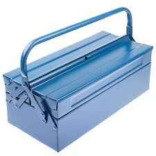 Montage-Koffer Werkzeugkoffer Werkzeugkiste Metallkiste Werkzeug Stahl Metall