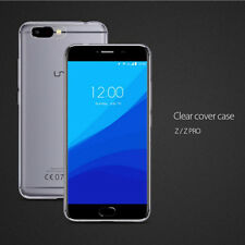 Soft TPU GEL Transparent Cover for Umi Z Silicone Skin Case Protective Cas