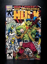 COMICS: Marvel: Incredible Hulk #391 (1990s) - RARE (figure/ironman/thor)