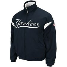 MLB Majestic Authentic New York Yankees Therma Base Jacket New Mens 5XL