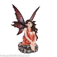 "Mystical 6"" Fairy Land Legend Figurine Pondering Statue Ada"