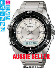 CASIO WATCHES MTA-1010D-7AV MTA-1010D MTA1010 12 MNTH WARRANTY AUSTRALIAN SELLER