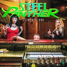 Steel Panther - Lower The Bar [New Vinyl] Green