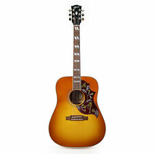 Used Gibson Hummingbird Dreadnought Acoustic Electric in Heritage Sunburst