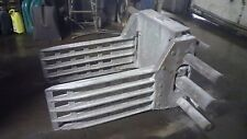 Forklift attachment, Bale and Carton Clamp