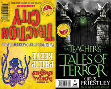 The Teacher's Tales of Terror / Traction City: A World Book Day Flip Book,Reeve,