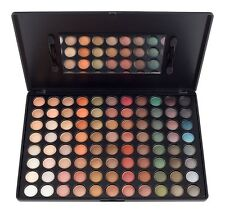 Costiere Scents 88 Colori Cosmetici Mirage Eyeshadow Makeup Palette UK NUOVA W / Cas