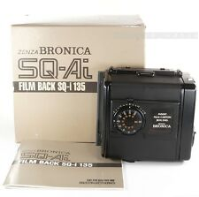 Zenza BRONICA SQ-i 135 N FILM BACK 35mm Magazine for SQ-Ai SQ-A SQ-Am SQ-B
