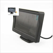 "Rear view Parking Reverse Car Monitor Camera ABS 4.3"" HD Video LCD TFT Display"