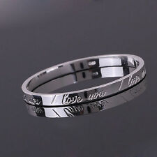 Latest Gift Solid SILVER Women's Jewellery Bracelet/Bangle Lady 925 SILVER