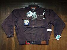 vintage FUBU jean jacket size XL