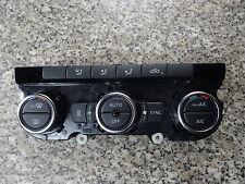 Original VW Passat B7 CC Touran EOS Klimabedienteil 3AA907044BC Klimabetätigung