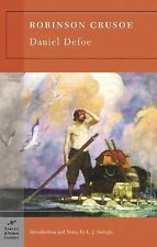 Robinson Crusoe (Barnes & Noble Classics Series) (Barnes & Noble Classics)