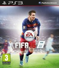 FIFA 16 Sony PlayStation 3 Electronic Arts NEW, SEALED.