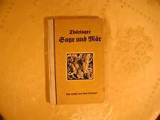 Thüringer Sage und Mär. Ein Schwarzburger Heimatbuch 1926