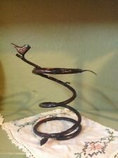 Longaberger Collector's Club Wrought Iron Bird Bath Stand