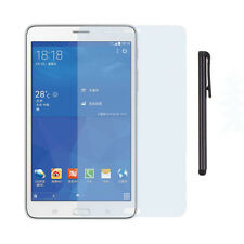 Screen Protector Mirror Film For Samsung Galaxy Tab4 7Inch T230+Touch Stylus Pen