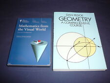 Teaching Co Great Courses DVDs     MATHEMATICS FROM VISUAL WORLD  latest + BONUS