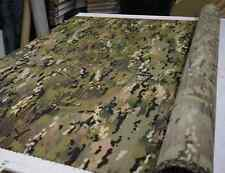 "MULTICAM NYLON SEERSUCKER FABRIC MILITARY CAMOUFLAGE 57""WIDE CAMO BY THE YARD"
