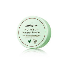*Innisfree* No Sebum Mineral Powder 5g - Korea Cosmetic